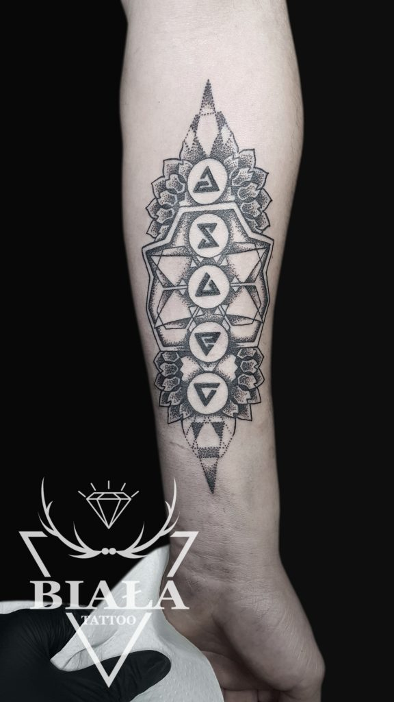 Biała Tattoo Tattoo Artist Pracownia Tatuażu